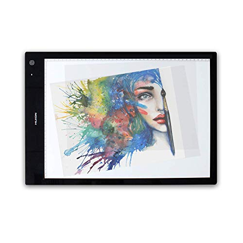 Huion LB3 Wireless Tracing Light Box – Battery Powered