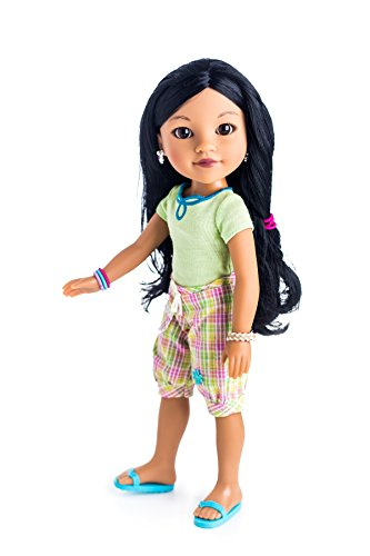 Hearts for Hearts Girls Tipi from Laos Doll