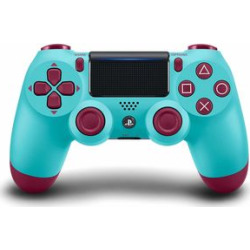 Sony DualShock 4 Wireless Controller: Berry Blue for PlayStation 4