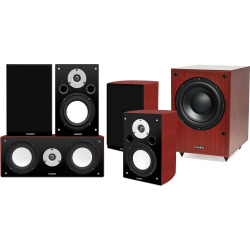 Fluance XL Series High Performance 5.1 Surround Sound Home Theater Speaker System