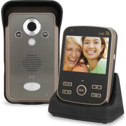 Wireless 2.4GHz Video Door Phone / Intercom System