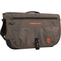 Timberland Twin Mountain Messenger Bag, Brown