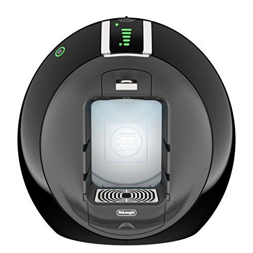 De'Longhi NESCAFÉ Dolce Gusto Circolo Single Serve Coffee Maker and Espresso Machine – 50oz Capacity – Capsule Based, Black
