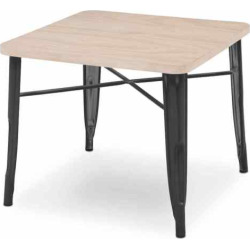Delta Children Bistro Kids' Play Table, Black