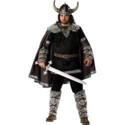 Men's Viking Warrior Costume – Xxl