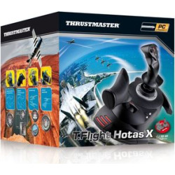 Thrustmaster T-Flight HOTAS Flight Stick for PC