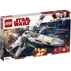 Lego Star Wars X-Wing Starfighter 730-Pc. Building Set – 75218