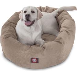Majestic Pet Pearl Villa Bagel Pet Bed 32 inch