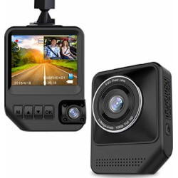 dual dash cam front 1080p and 720p inside dash camera 23 lcd 170 wide - Allshopathome-Best Price Comparison Website,Compare Prices & Save