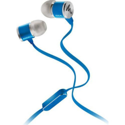 Focal Spark Hi-Res In-Ear Headphone w/ Inline Remote and Microphone – Blue Cobalt