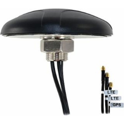 Proxicast Professional Low-Profile LTE + GPS 3-in-1 Combination Screw Mount MIMO Vehicle Antenna