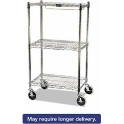 Rubbermaid Commercial ProSave Shelf Ingredient Bin Cart