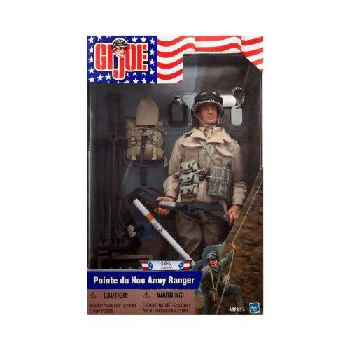 GIJOE 12 INCH POINTE DU HOC ARMY RANGER FIGURE [Toy]