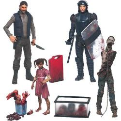 the walking dead comic series 2 action figure set - Allshopathome-Best Price Comparison Website,Compare Prices & Save