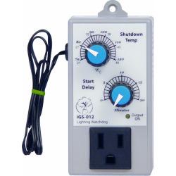 iGS-012 High Temperature Watchdog with Adjustable Delay