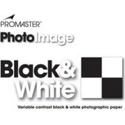 PhotoImage B & W VC Photo Paper, 8×10, 100 Sheets, Luster