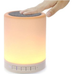 Night Light Bluetooth Speaker, Portable Wireless Bluetooth Speakers