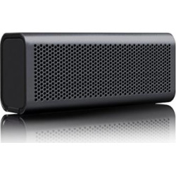 BRAVEN 710 Portable Wireless Bluetooth Speaker [12 Hours][Water Resistant] Built-In 1400 mAh Power Bank Charger – Graphite
