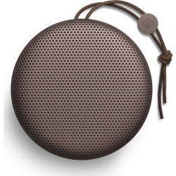 B&O PLAY BeoPlay A1 Portable Bluetooth Speaker by Bang & Olufsen – Deep Red (limited edition)