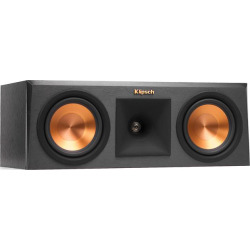 Klipsch Reference Premiere RP-250C Center Channel Speaker – Ebony