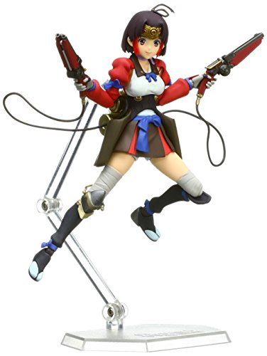 Max Factory Kabaneri of The Iron Fortress Mumei Figma Figure