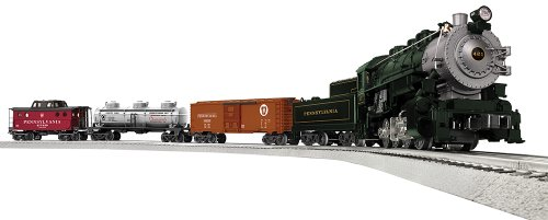 Lionel Pennsylvania Flyer Train Set – O-Gauge