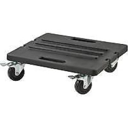 Roto/Shallow Roto Rack Series Caster Platform with (4) 3 Locking Casters