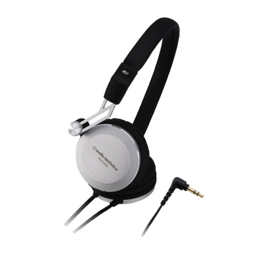 Audio Technica ATH-ES88 BK Black | Portable Headphones (Japan Import)