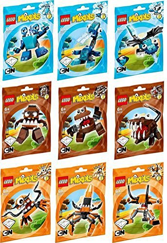 LEGO Mixels Series 2 Complete set of All Figures/Characters