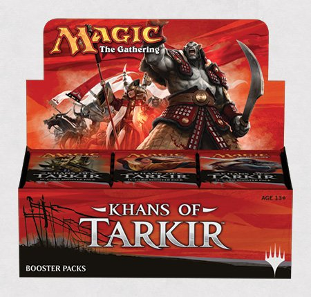khans of tarkir magic the gathering sealed booster box mtg 36 packs - Allshopathome-Best Price Comparison Website,Compare Prices & Save