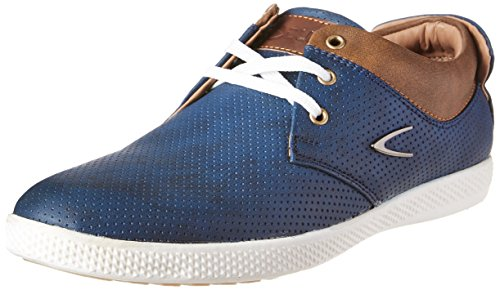 Duke Men's Blue Espadrille Flats – 7 UK/India (41 EU)