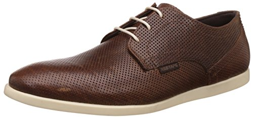 Red Tape Men's Brown Leather Casual Shoes – 7 UK/India (41 EU)