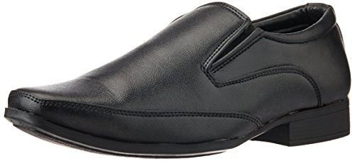 Bata Men's Axel Black Formal Shoes – 8 UK/India (42 EU) (8516209)