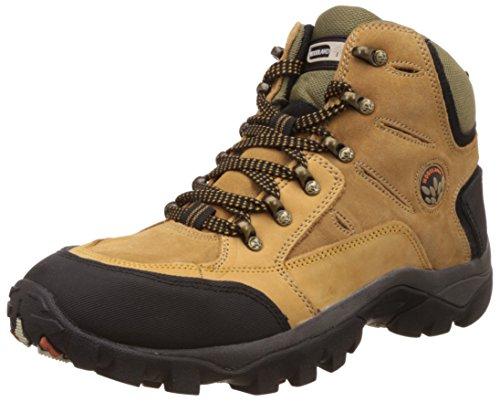 Woodland Men's Nutan Leather Boots – 6 UK/India (40 EU)