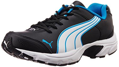 Puma Men's Axis IV XT DP Black, Cloisonné and White Running Shoes – 9 UK/India (43 EU)