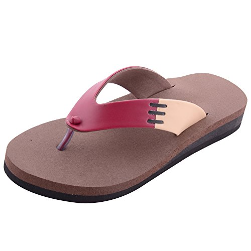 Elite Bharathi Footwear Diabetic Ladies Chappal For Women (Size 7)