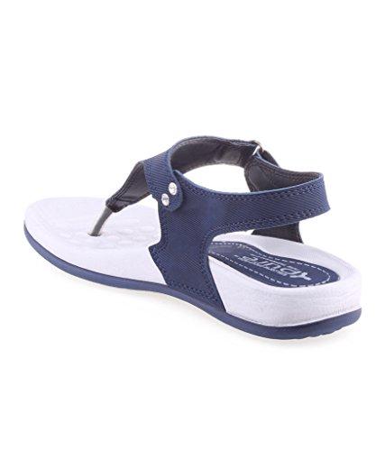 Pure Women's Sandals (PURPF0NA1836__Navy_6)