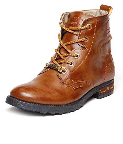 Bacca Bucci Men's Tan Pu Boot (8Uk)