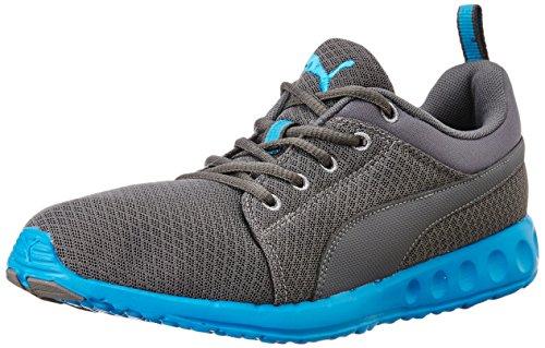 Puma Men's Carson Runner Dp Quiet Shade and Blue Danube Running Shoes – 9 UK/India (43 EU)