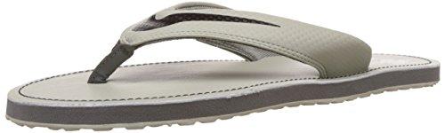 Nike Men's Chroma Thong IV Lunar Grey,Black,Tumbled Grey  Flip Flops Thong Sandals -8 UK/India (42.5 EU)(9 US)