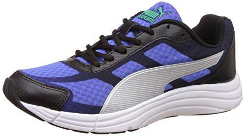 Puma Women's ExpediteWn'sDP Black, Dazzling Blue and Mint Leaf Running Shoes – 6 UK/India (39 EU)