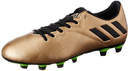 adidas Men's Messi 16.4 Fxg Coppmt, Cblack and Sgreen Football Boots – 10 UK/India (44.67 EU)