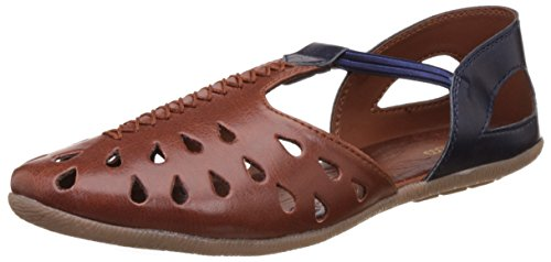 Bata Women's Felice Brown Fashion Sandals – 3 UK/India (36 EU)(5513831)