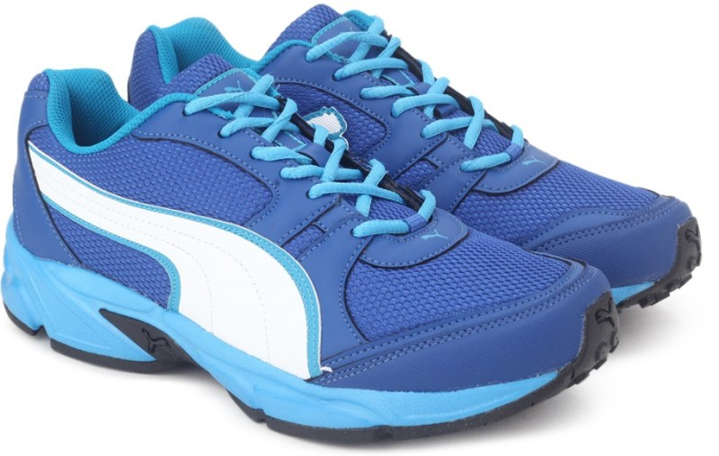 Puma Strike Fashion II DP Running Shoes(Blue)