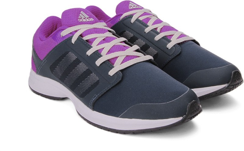 Adidas KRAY 1.0 W Running Shoes(Navy, Purple)