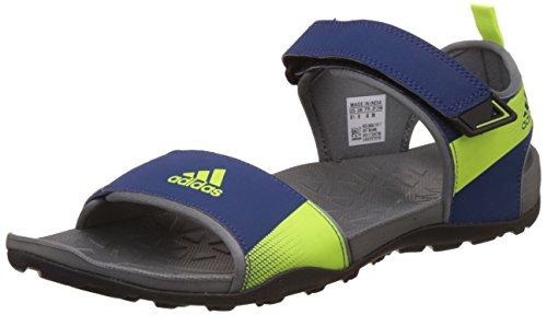 adidas Men's Cyran M Syello, Visgre and Mysblu Athletic & Outdoor Sandals – 7 UK/India (40.67 EU)