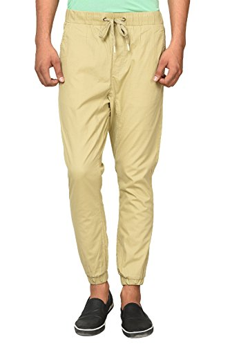 Urban Eagle by Pantaloons Men's Cotton Joggers 205000005648114_ Size_30