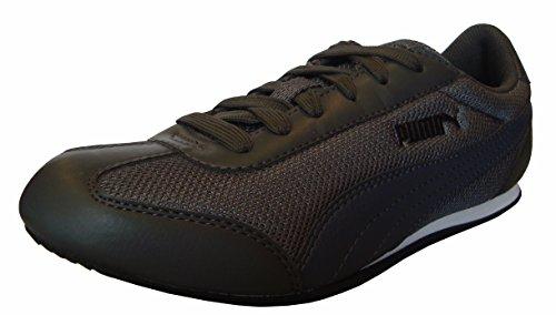Puma Women's 76 Runner Wns Idp Steel Grey, Dark Shadow and Vintage Indigo Sneakers – 7 UK/India (40.5 EU)
