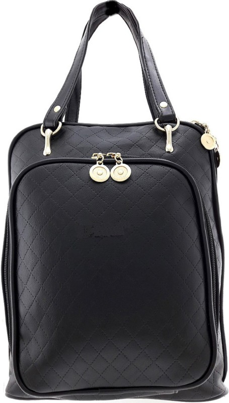 Edwin Clark Messenger Bag(Black)