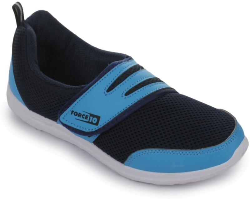 Force 10 By Liberty Force 10 by Liberty Women's Sports Shoe (LB71-A3-N.BLUE) Running Shoes(Blue)
